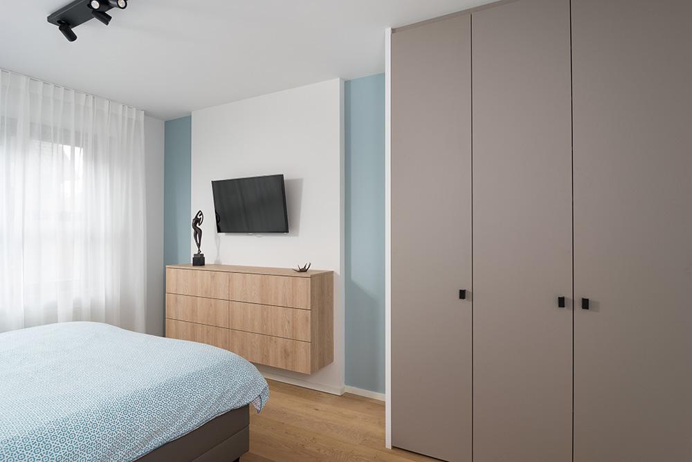 Kast slaapkamer op maat
